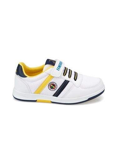 Fenerbahçe Sneakers Beyaz